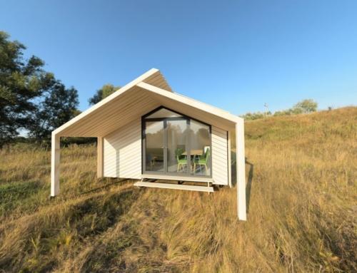Nieuw Nano house in ontwikkeling