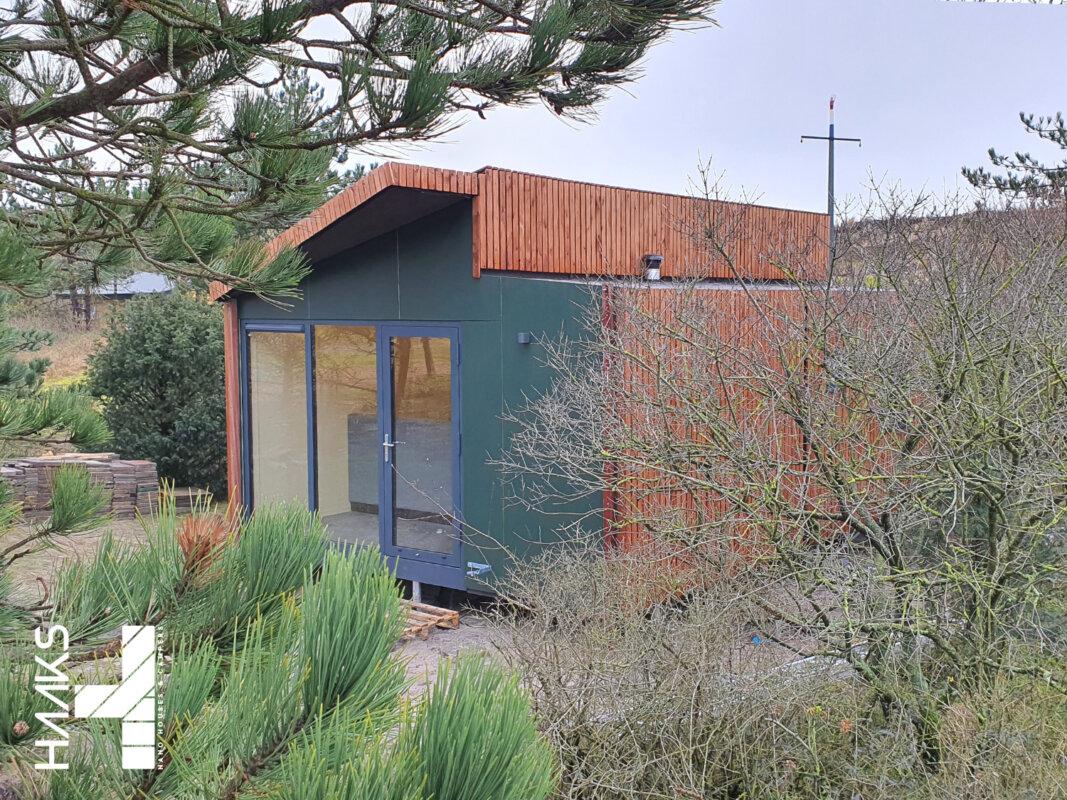 HAAKS Nano house type Den, duurzame duinhut